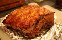 Pork belly - boterzacht van binnen met knapperige korst