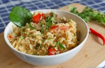 Recept Thaise Panang curry