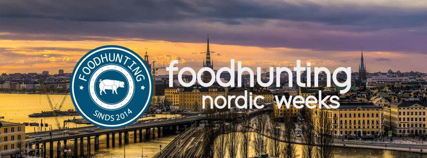 Het zijn de Nordic weeks op foodhunting.nl waarin de Scandinavische eetcultuur centraal staat