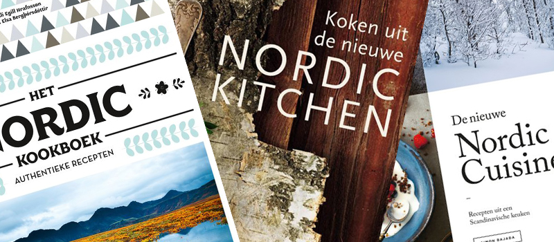 De new Nordic cuisine is de nieuwe foodtrend in 2017