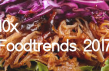 10x opvallende foodtrends in 2017