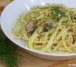 Snel op tafel: spaghetti met makreel