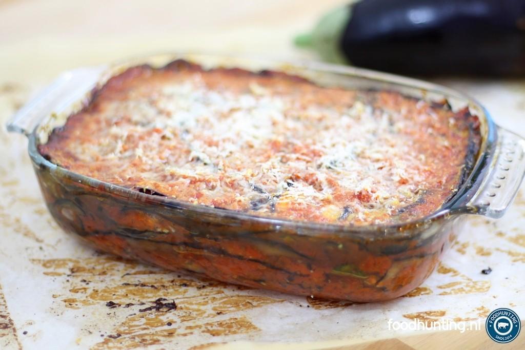 Parmigiana alla melanzane