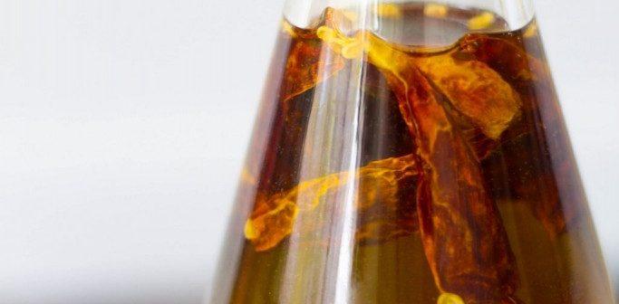 Chili olie - olio al peperoncino