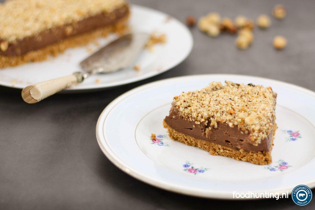 makkelijke cheesecake zonder oven
