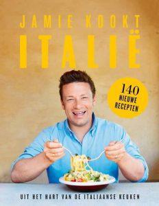 Jamie kookt Italie - cadeau voor sinterklaas of kerst
