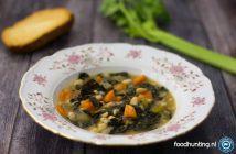 Toscaanse soep met cavolo nero en bonen