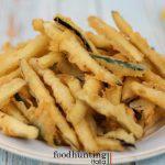 Gefrituurde groente - verdure fritte