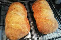 Italiaans zuurdesembrood - pane con lievito madre
